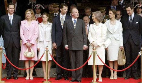 King's son-in-law denies royal wrongdoing