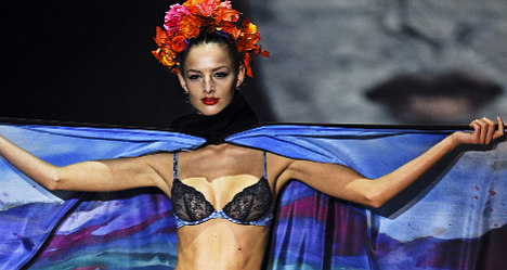 Fashion designers sketch plans for new markets
