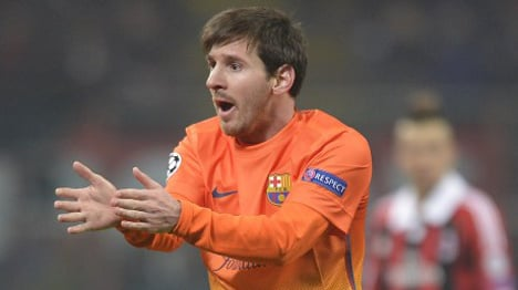 Messi admits Barça must up game for Clasico