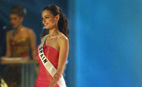 Spain's beauty contest goes bust