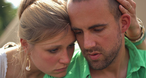 Love woes weigh heavy on many Spaniards