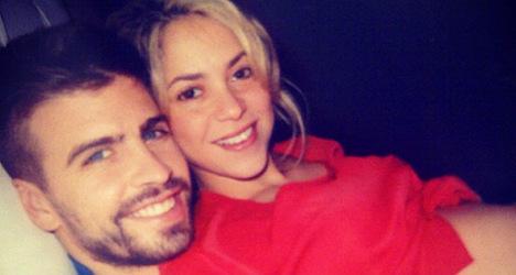 Pep paid detective to trail Shakira lover