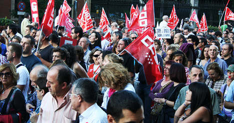Spanish cities set for anti-austerity protests