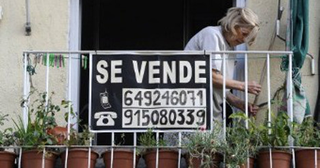 Spanish mortgages hit record low