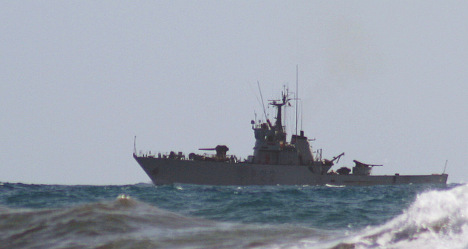 Spanish navy sells off ship for less than a Seat