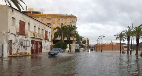 Floods force evacuations in Andalusia