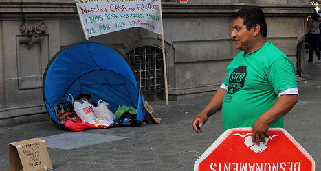 EU demands changes to Spain's evictions laws