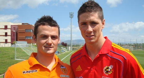 'Football brought me to Valencia'