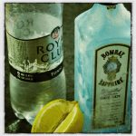 Gin-tonic: Instead of calling it ginebra y tónica, the Spanish have adopted the English name for the refreshing alcoholic beverage and just dropped the 'and' in the middle.Photo: Appie Verschoor
