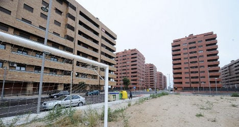 Spain's empty home count hits new high
