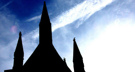 Anarchists target Church with explosive dildos
