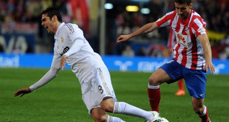Atlético looking for long-awaited Madrid derby win
