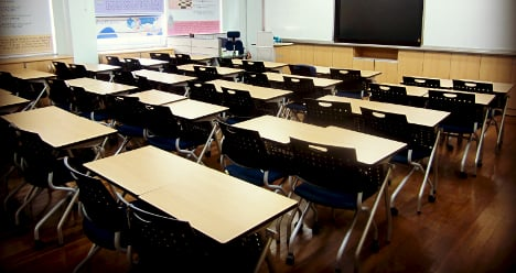 Spanish youth worst in class for school dropouts
