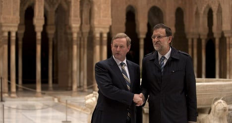 Spanish PM pleads for patience on reforms
