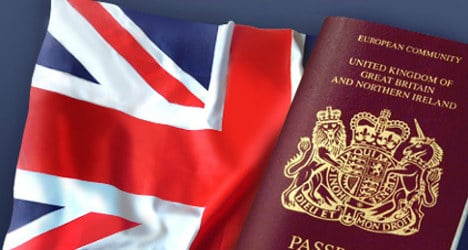 UK flags changes to passport applications