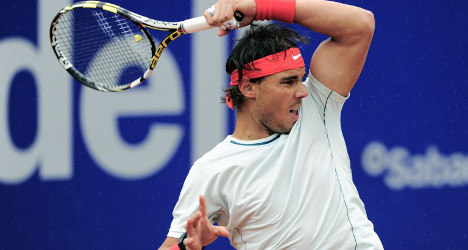 Nadal to serve notice at Madrid Open