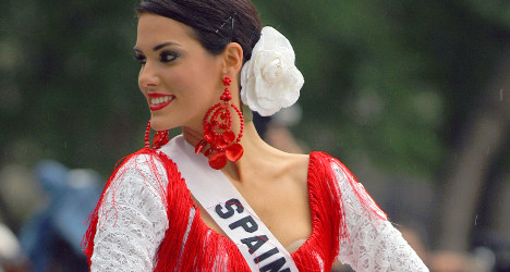 Miss Spain goes bust in bankruptcy boom
