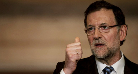 Spanish PM defends 'smoother' deficit plans