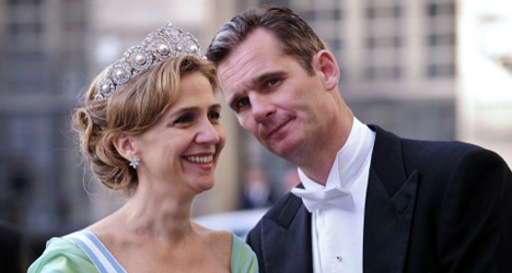 Spanish princess faces probe into assets