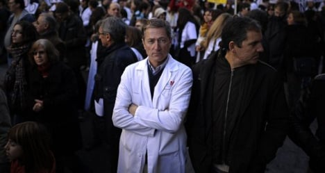 'Foreigners can't always get Spanish health care'