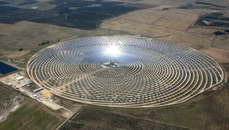 Spanish downturn a disaster for green energy