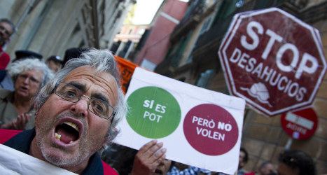 EU report calls on Spain to change mortgage laws