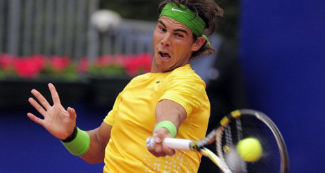 'I don't give a damn who the favourite is': Nadal