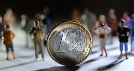 Spaniards choose job security over high wages