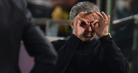'I'll be Chelsea coach this week': Jose Mourinho