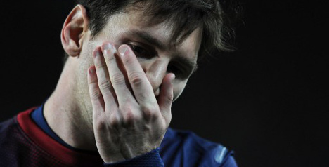 Messi to face court over tax fraud claims