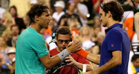 'I'm not aiming to beat Federer's record': Nadal