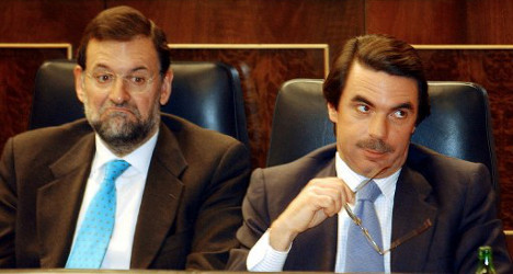 Top ten ghastly gaffes by Spanish politicians