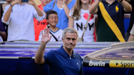 Mourinho Madrid farewell blighted by boos