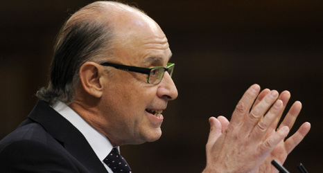 Budget minister flags end to five-year crisis