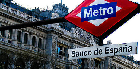 Spain's central bank backs recovery talk