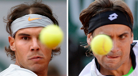 Spanish press salutes French Open finalists