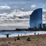 For people watching: Barcelona may not have the most beautiful beaches in the known universe, but they're not bad at all. And in terms of sheer entertainment there are none better in Spain. Whether you fancy watching local dogs scrap it out on the sand, having your bag stolen out from under you or just a bit of people watching, Barcelona has it all. Epic.