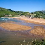 """For environmentalists: """"The dune system of the La playa de la Arena which runs between Ziérbana and Muskiz in the Basque Country is under threat from a housing development,"""" says Conrado Garcia del Vado, Greenpeace Spain's go-to man on coastal policy. Enjoy this delightful beach while you can, or, even better,  get on board with Greenpeace and help save it.  Photo: Kurtxio/Flickr"""