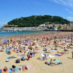 For city slickers: San Sebastian's La Concha beach is one of the most beautiful in the world. Whether in bright sunlight or atmospheric mist, this curving bay is unmissable. Add to that the culinary and cultural attractions of one of Spain's most interesting destinations, and you might wonder why you're not there right now.   Photo: Simonetta di Zanutto/Flickr