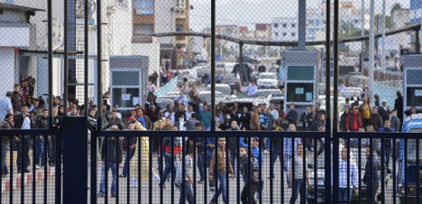 Migrants storm fences on Spain's African border