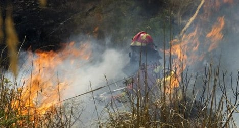 Majorca fires force 700 to flee for safety