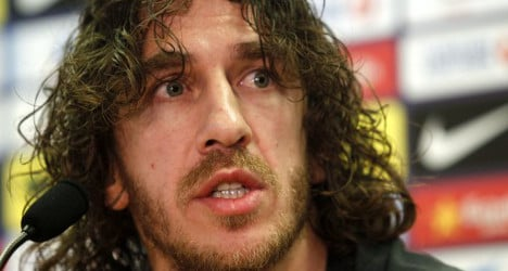 'Tito's departure was a very hard blow': Puyol