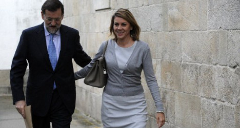 Spain's Deputy PM gets corruption call-up