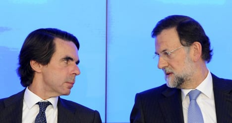 Spanish leaders lock horns over reforms