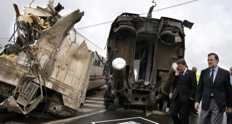 Train crash death toll revised down to 78