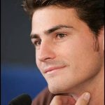 Iker Casillas, Real Madrid and Spain goalkeeper.Photo: YouTube