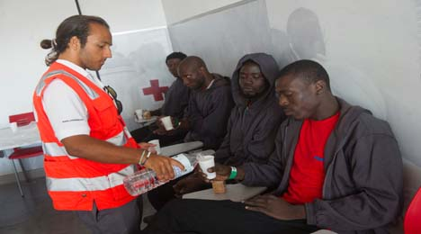 Rescue services save 80 would-be migrants