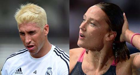 'Ramos's hair matters more than my records'