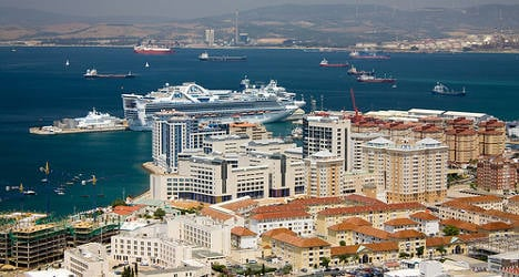 Booming Gibraltar fights 'blue-collar tax haven' tag
