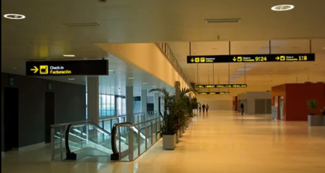 Auction clips wings of Spain's 'ghost airport'